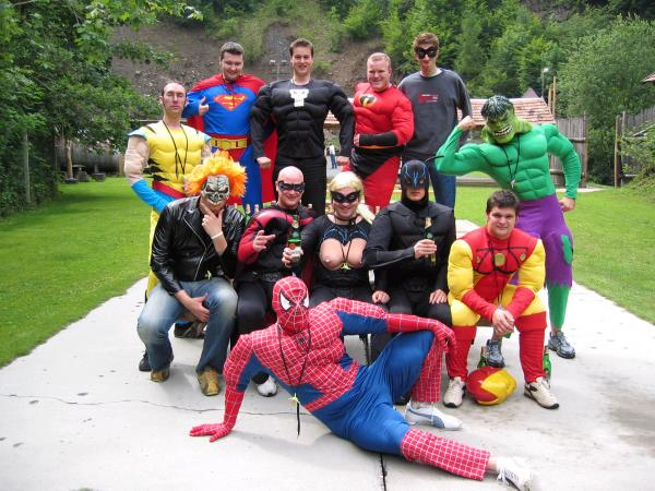 Super Heroes This Is A Stag Do Favourite So Don T Expect To Be The Only One Dressed As Batman