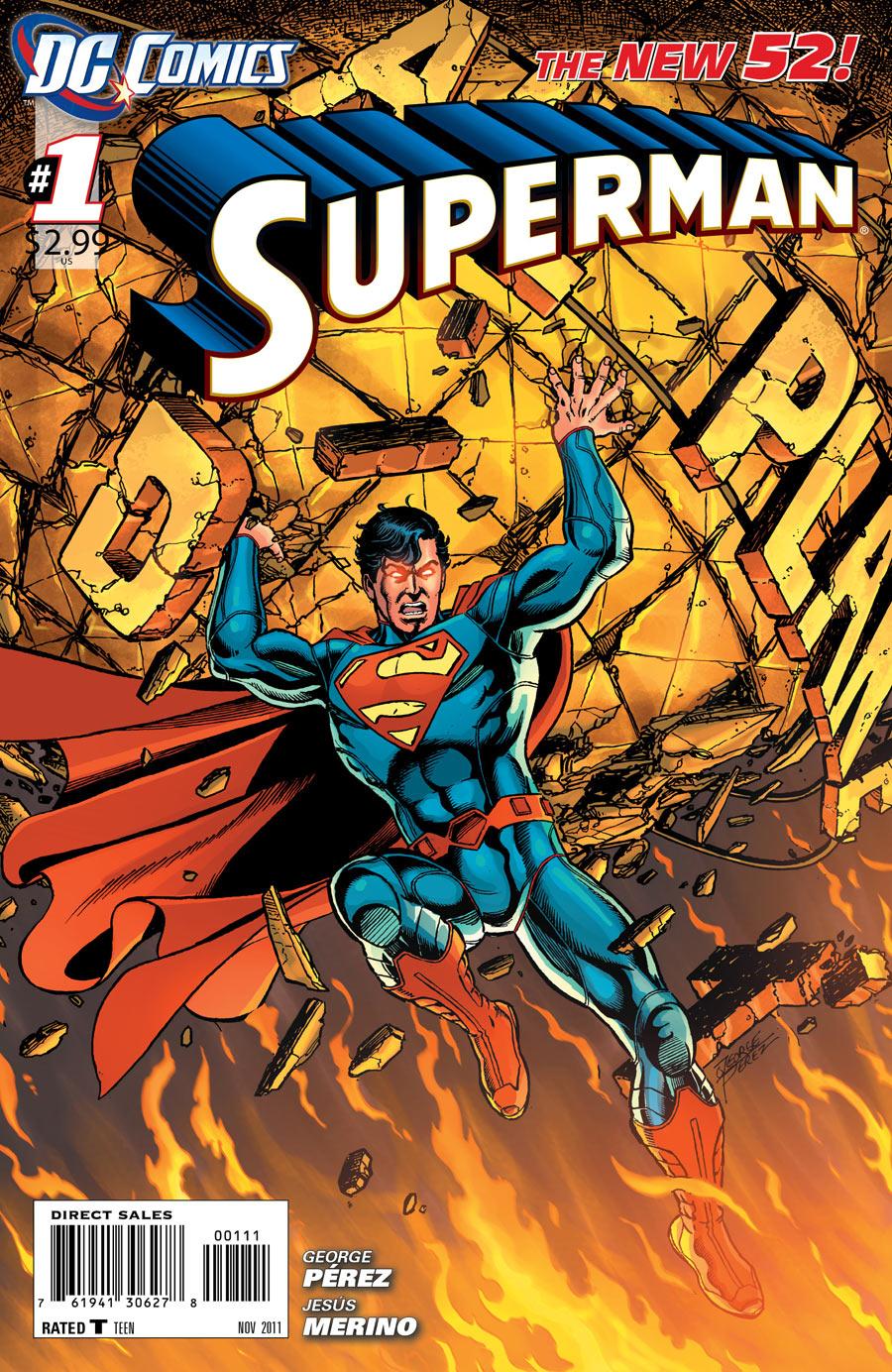 Supergirl Comic Box Commentary  September 2011 29dc7592cdb2