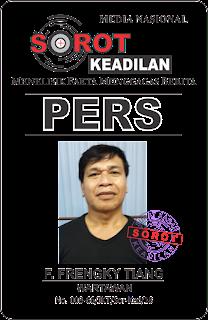 ID Card Pers Depan