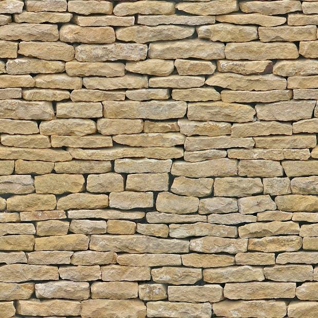 Stone Brick Wall Texture Maps Texturise Free
