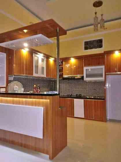 Model Dapur Minimalis Modern Tahun 2021