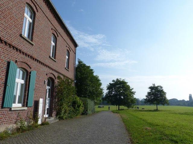 Emscher Landschaftspark Ruhrgebiet Ruhrpott Ausflug Oberhausen Haus Ripshorst