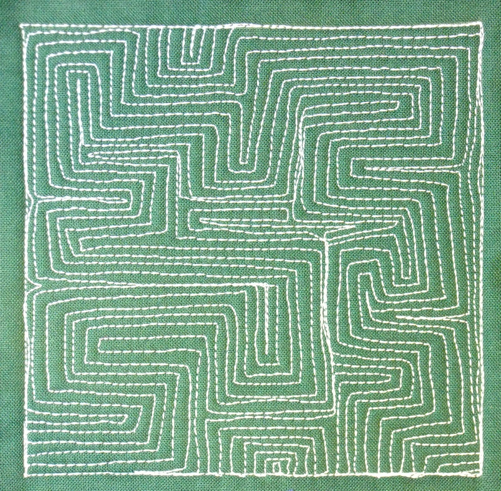 The Free Motion Quilting Project Day 347 Super Circuit Board