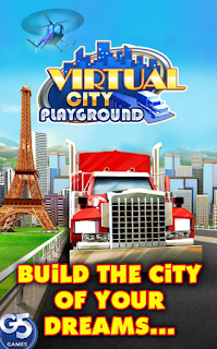 Virtual City Playground Mod Apk