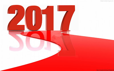 Countdown begins for Welcome 2017 New Year