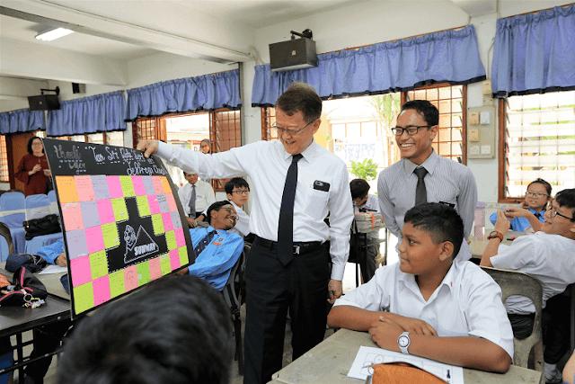 Teach For Malaysia Week, Inspirasi 2 Pemimpin Korporat Berperanan Sebagai Guru Sekolah,