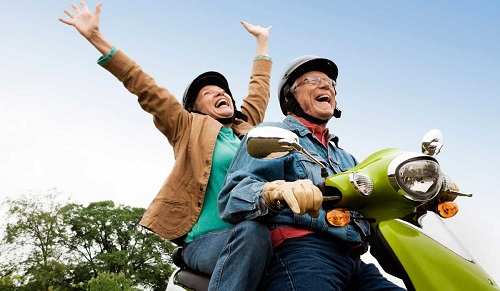 agar Tetap Sehat Menjelang Pensiun