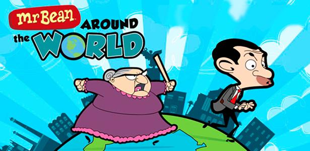 Mr bean around the world mod apk unlimited