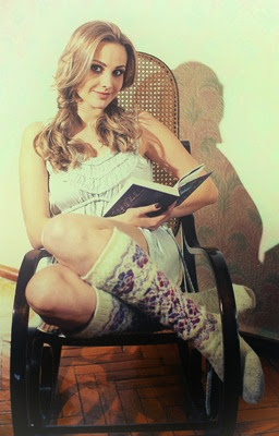 süße Frau aus der Ukraine