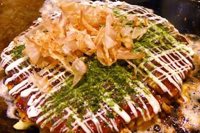 okonomiyaki (rekomendasi wisata kuliner jepang)