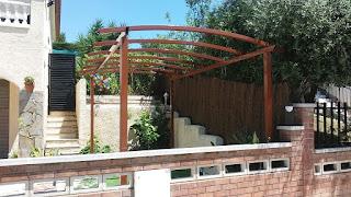 Cerramiento de Jardín Tarragona