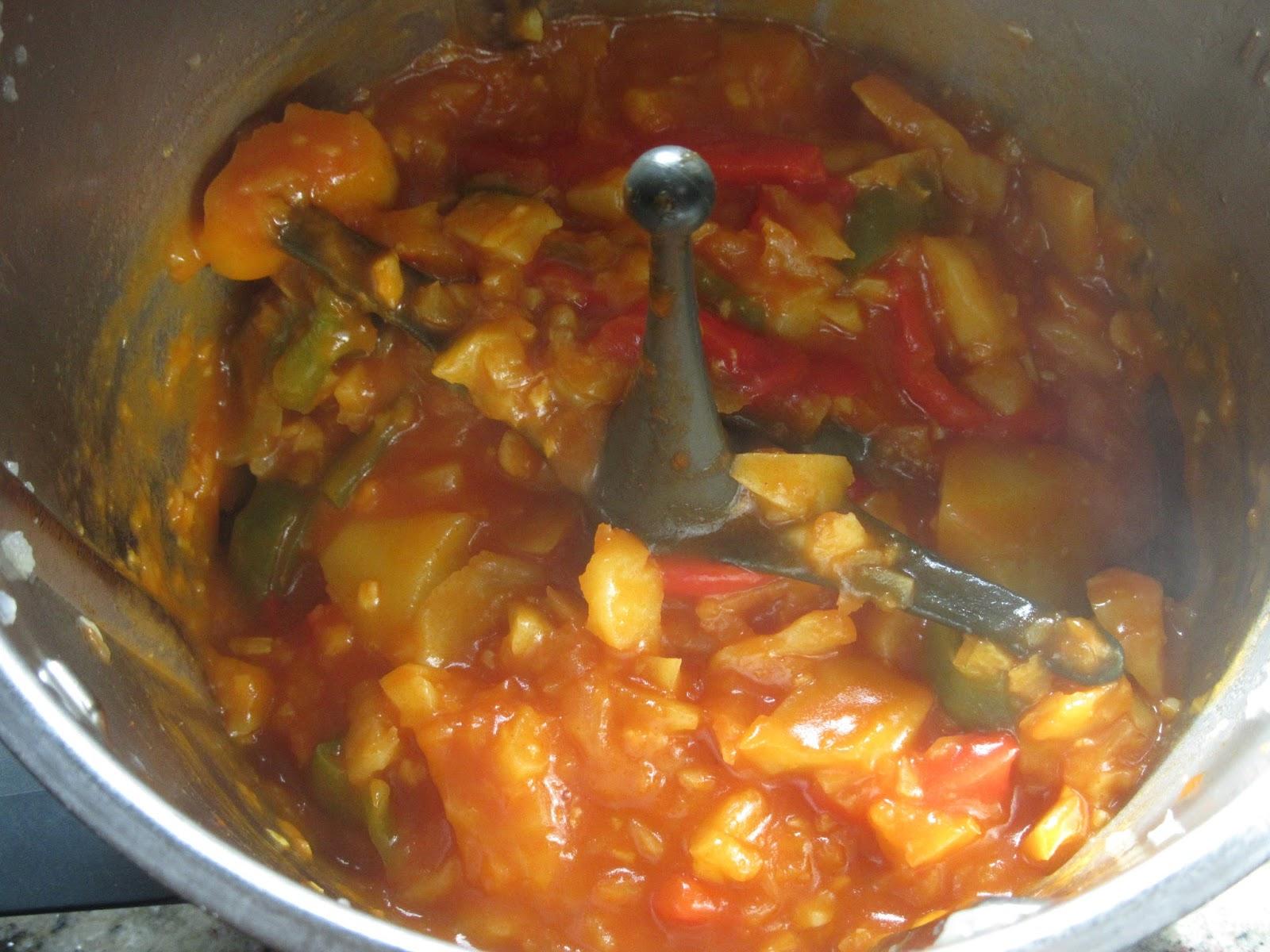 Bacalao ajoarriero thermomix - Cocinar bacalao desalado ...