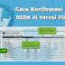 Cara Mudah Mengkonfirmasi Data NISN Di Verval PD