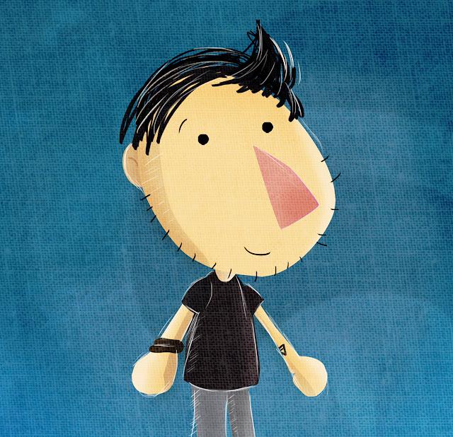 Cartoons : Diseño de Personajes