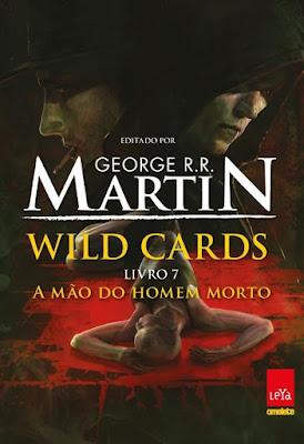 [Pré Venda] Wild Cards - A Mão do Homem Morto