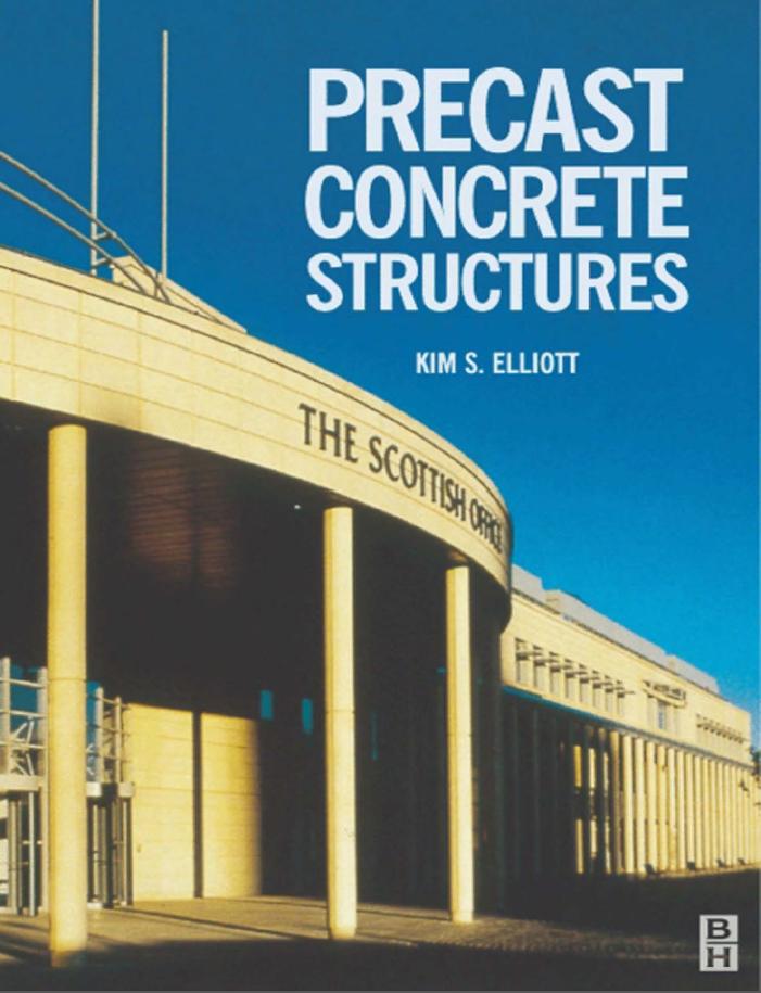 Precast Concrete Structures - Engineering Books