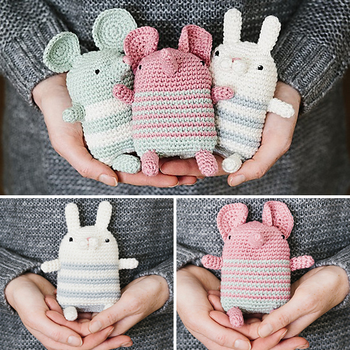 Hand Hotties - Free Pattern