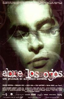 Película Abre los ojos, de Alejandro Amenábar - Cine de Escritor