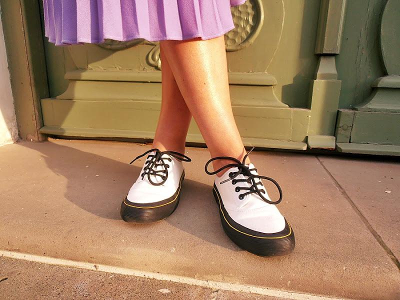 Plisowana spódnica/ pleated skirt