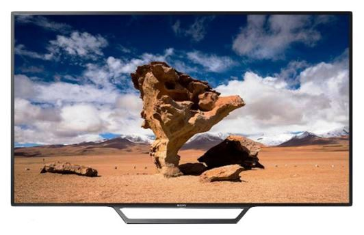 Harga dan Spesifikasi TV LED Sony KDL-40W650D Smart TV 40 Inch