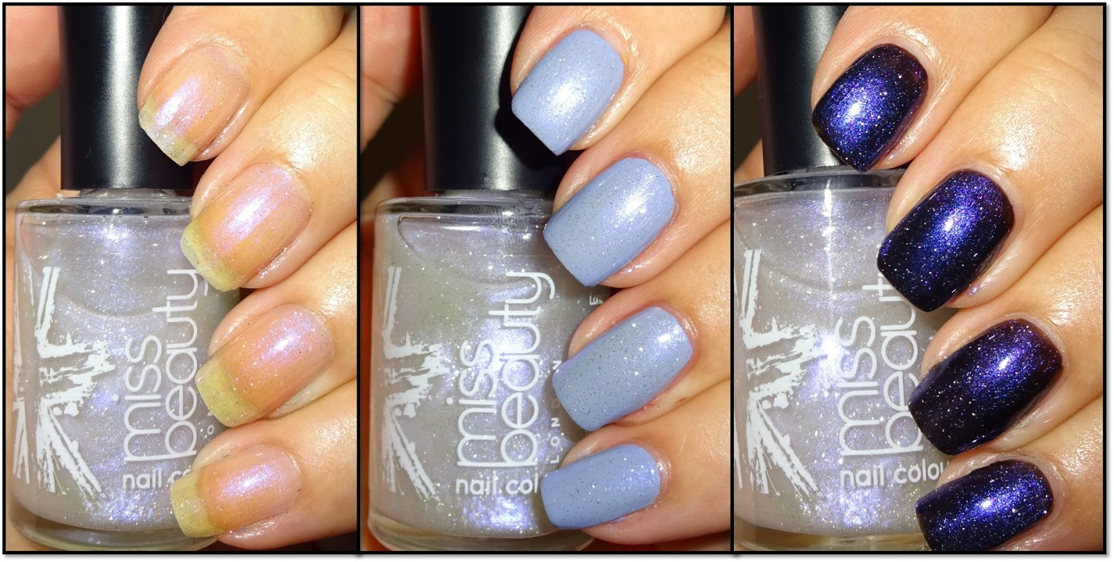 Wendy\'s Delights: Miss Beauty Nail Polish - Glitter - Exclusive to ...