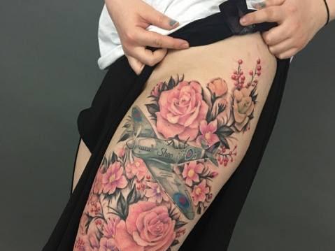 Tattoo Pain Rating!