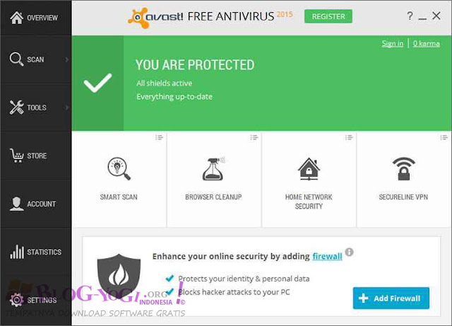 Avast Antivirus Pro Terbaru 2016 11.2.2729
