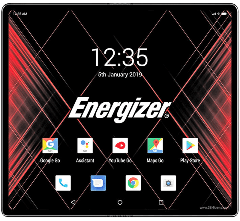 #MWC19: Energizer releases Power Max P8100S SD855 5G foldable phone!