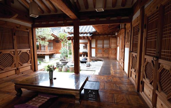 Rumah Minimalis Modern Dengan Konsep Ala Korea
