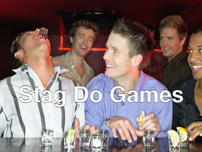 Stag Drinking Games