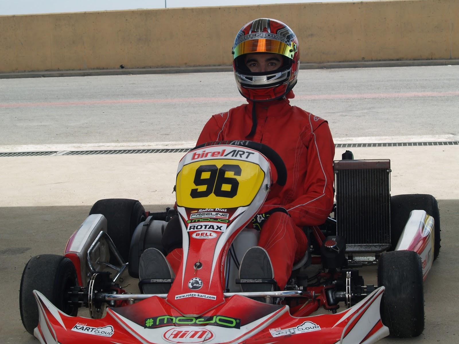 Circuito Fk1 : Nebukart racing team: primera prueba en el circuito internacional fk1
