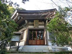 長勝寺本師堂