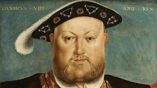 هنري الثامن ملك انجلترا