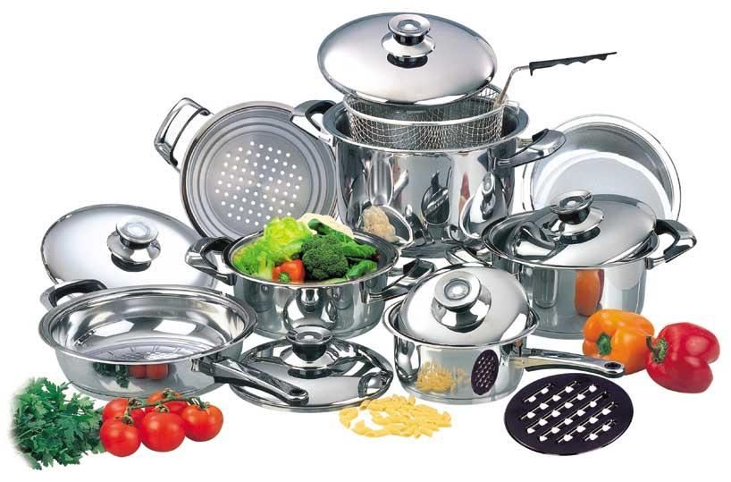 Peralatan Dapur Stainless Steel