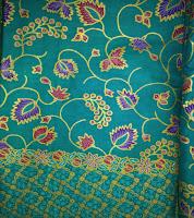 Kain Batik Prima 5022 Hijau