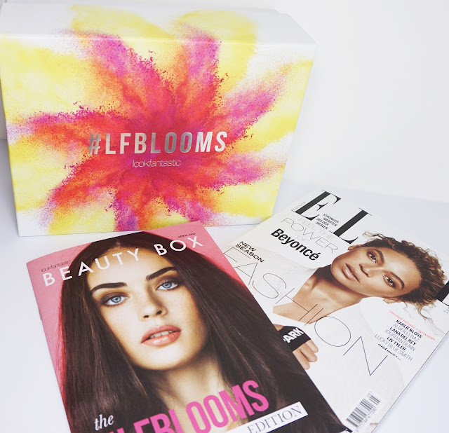 LookFantastic - Beauty Box (#LFBLOOMS - April 2016)