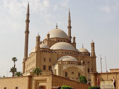 Masjid Muhammad Ali di Kairo, Mesir