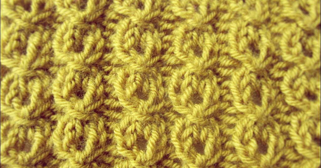 Mock Cable Ribbing Stitch - Knitting Unlimited