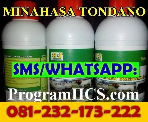 Jual SOC HCS Minahasa Tondano