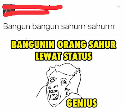 10 Meme 'Bulan Puasa' Ini Nyentilnya Jleb, Kamu Banget Nggak?