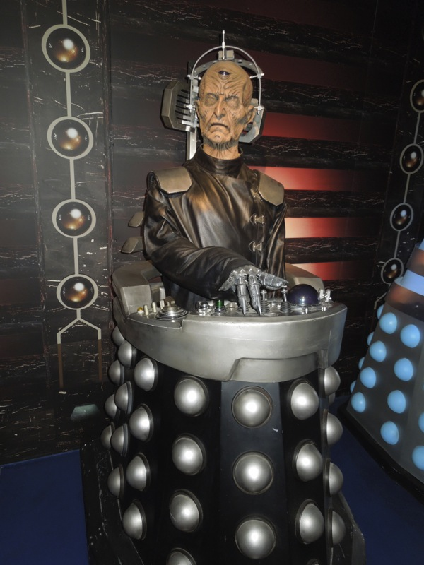 Davros Doctor Who
