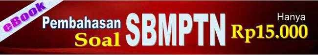 Ebook Pembahasan Soal SBMPTN