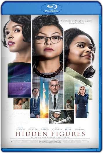 Talentos ocultos (2016) HD 1080p y 720p Latino