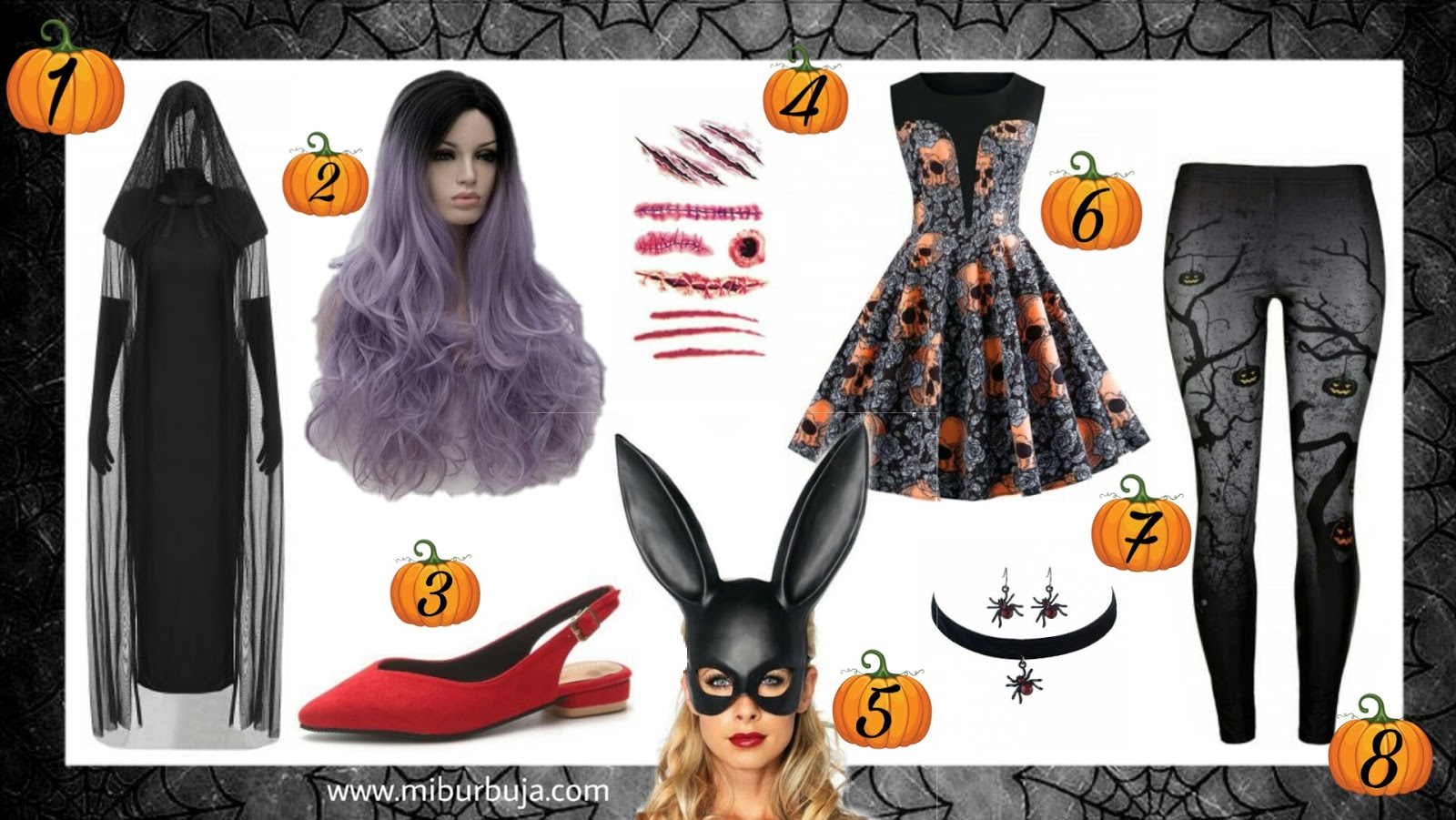 WishList Halloween Rosegal