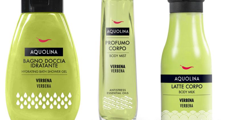 Bagno Doccia Aquolina : Preview: nuova linea alla verbena aquolina consigli di makeup