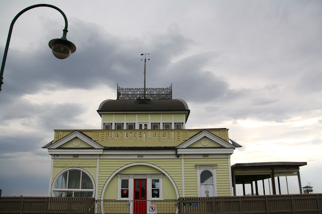St Kilda Pier Kiosk