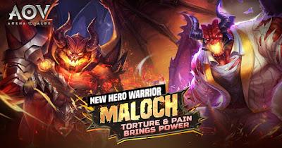 walpaper Maloch