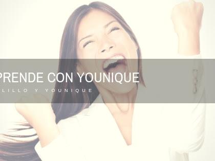 Emprende con Younique .Tu propia tienda online para 13 países