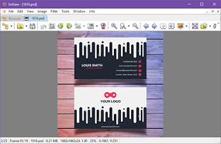 Iwan RJ Official,tutorial, tutorial aplikasi, photoshop, psd, cara membuka, tutorial psd, gimp, paint, Photopea Online Editor, XnView, IrfanView, Google Drive dan Go2Convert 4