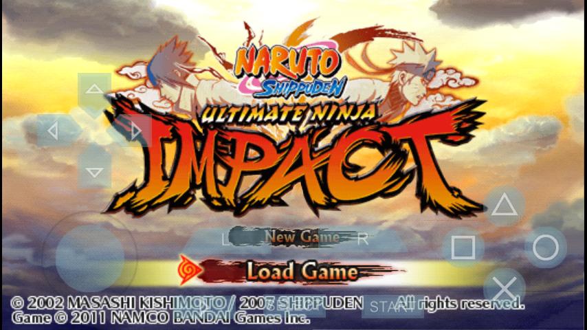 Download Game PSP Naruto Ultimate Ninja Impact Iso - Pediashare